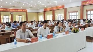 Châu Thành sơ kết tình hình thực hiện Nghị quyết 6 tháng đầu năm 2019