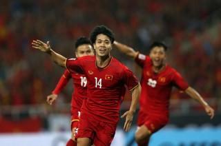 Đội tuyển Việt Nam trở lại hạng 96