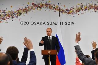 Tổng thống Putin: Nga sẽ làm mọi thứ để cải thiện quan hệ với Mỹ