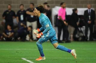 Tứ kết Gold Cup 2019  Mexico quật ngã Costa Rica  trên chấm 11m