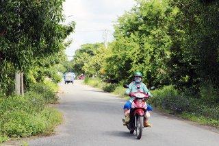 Phường Phú Khương giữ gìn trật tự đô thị