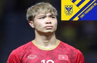 Công Phượng không sang Pháp mà gia nhập đội bóng Bỉ