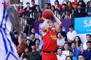 Saigon Heat đoạt lấy ngôi đầu VBA 2019 by MB