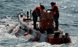 Cháy tàu lặn ở Nga, 14 thủy thủ thiệt mạng