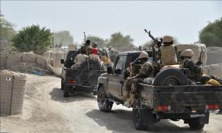 Doanh trại quân đội Niger bị tấn công, ít nhất 18 binh sĩ thiệt mạng