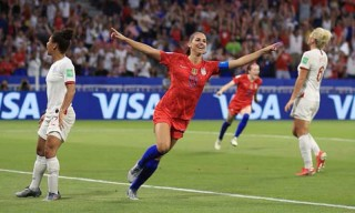 Bán kết World Cup 2019:  Hạ gục Anh, Mỹ tiến vào chung kết