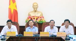 Chính phủ họp trực tuyến với 63 tỉnh, thành phố