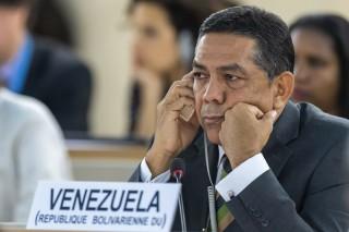Venezuela muốn Liên hợp quốc can thiệp để chống lại trừng phạt của Mỹ