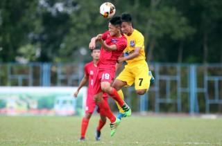 Bảng B U17 Quốc Gia 2019:  Thanh Hoá và PVF vào bán kết