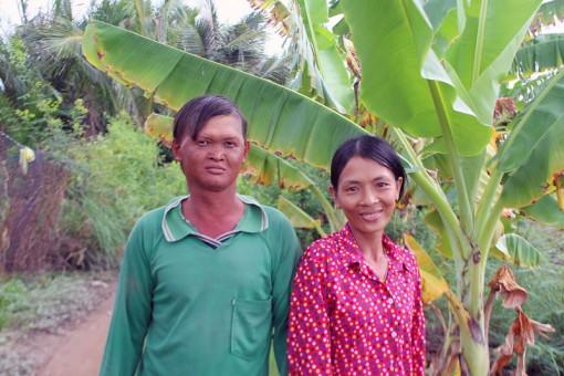Thừa Đức: Hộ dân hiến đất xây đường nông thôn