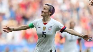 Chung kết World Cup Nữ 2019: Mỹ lần thứ Tư lên ngôi vô địch