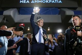 Bầu cử lập pháp ở Hy Lạp: Đảng đối lập giành chiến thắng
