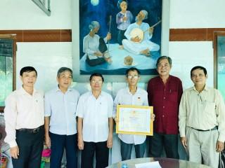 Nhớ mãi nhà nghiên cứu văn hóa dân gian Lư Văn Hội