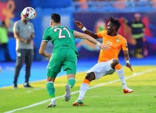 Tứ kết CAN 2019:  Algeria đánh bại Bờ Biển Ngà bằng loạt luân lưu