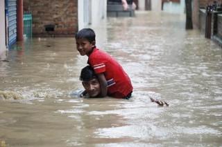 Lũ lụt nghiêm trọng tại Nepal và Ấn Độ