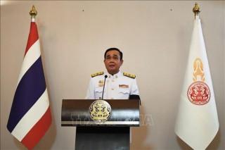 Nội các mới của Thái Lan tuyên thệ nhậm chức ngày 16-7-2019