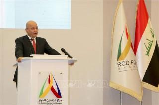Tổng thống Iraq cam kết bảo vệ các phái bộ ngoại giao