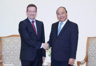 Thủ tướng tiếp Đại sứ Pháp và Đức