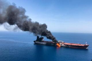 Mỹ sắp công bố sáng kiến an ninh hàng hải ở Trung Đông