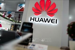 Nhà Trắng họp với các hãng công nghệ Mỹ về lệnh cấm Huawei