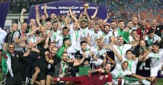 Chung kết cúp bóng đá châu Phi - CAN 2019:  Algeria lên đỉnh bóng đá châu Phi