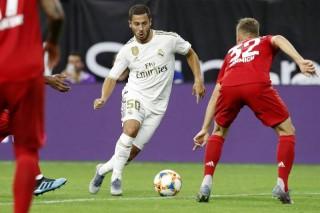 ICC 2019: Real Madrid đại bại trước Bayern Munich 1-3
