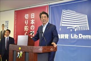 Nhật Bản muốn góp phần làm giảm nhiệt căng thẳng Mỹ - Iran