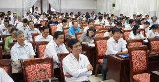 Hội nghị cán bộ chủ chốt giới thiệu nhân sự