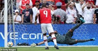ICC 2019:  Real Madrid đánh bại Arsenal bằng loạt luân lưu 3-2