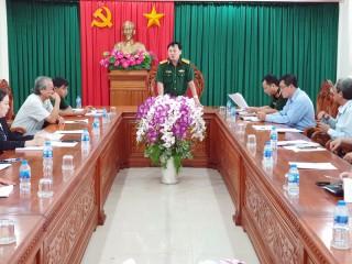 Thống nhất các hoạt động kỷ niệm Ngày thành lập Quân đội nhân dân Việt Nam và Ngày hội Quốc phòng toàn dân