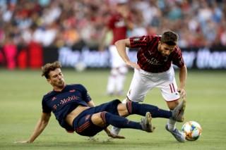 ICC 2019:  Bayern Munich đánh bại AC Milan 1-0