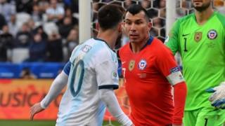 Messi bị treo giò tại vòng loại World Cup 2022