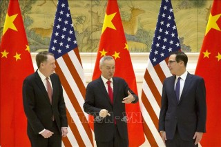 Mỹ - Trung sẽ nối lại đàm phán thương mại vào tuần tới