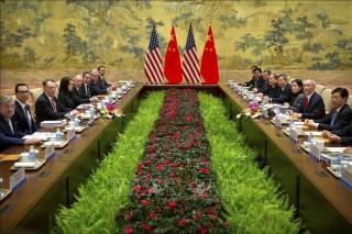 Mỹ và Trung Quốc sẽ nối lại đàm phán thương mại tại Thượng Hải
