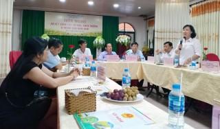 Văn phòng Đoàn đại biểu Quốc hội các tỉnh miền Tây Nam Bộ: Sơ kết công tác thi đua, khen thưởng 6 tháng đầu năm 2019