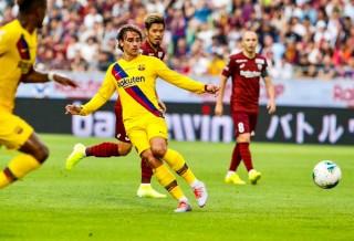 Rakuten Cup 2019: Perez hoàn thành cú đúp, Barcelona đánh bại Vissel Kobe