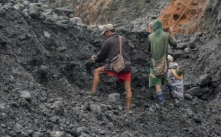 Sạt lở tại mỏ khai thác ngọc ở Myanmar, gần 20 người chết và mất tích