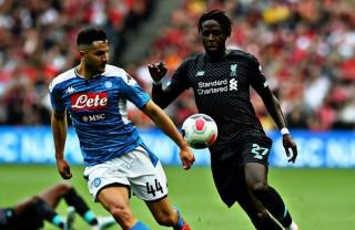 Giao hữu CLB: Liverpool để thua Napoli 0-3