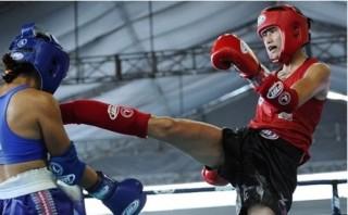 Bùi Yến Ly giành huy chương vàng tại giải vô địch Muay thế giới ở hạng cân 51kg của nữ