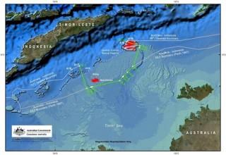Australia thông qua hiệp định phân định hải giới với Timor Leste