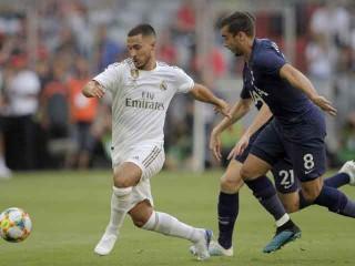 Audi Cup:  Real Madrid thất bại trước Tottenham 0-1