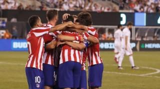Giao hữu CLB hè 2019:  Atletico Madrid hạ MLS All-Stars 3-0