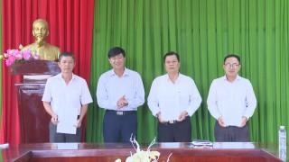Thành lập Trung tâm Văn hóa - Thể thao và Truyền thanh huyện Thạnh Phú