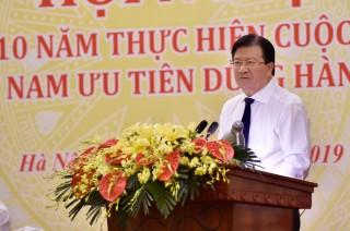 Phó thủ tướng: Ưu tiên dùng hàng Việt để thúc đẩy sản xuất