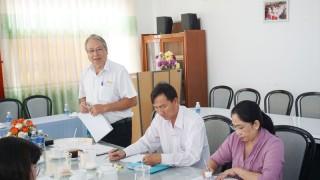 Đoàn kiểm tra 791 của Tỉnh ủy làm việc với Đảng ủy Khối Cơ quan - Doanh nghiệp tỉnh