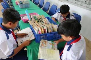 Phấn đấu 10% thư viện trường học đạt tiên tiến, xuất sắc