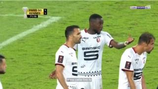 PSG lội ngược dòng đánh bại Rennes 2-1