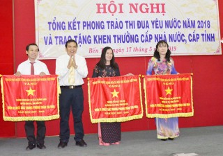 Trường Tiểu học Tân Hội thi đua đổi mới, sáng tạo trong dạy và học