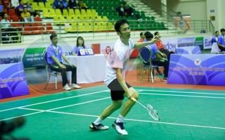 Giải cầu lông cá nhân toàn quốc 2019: Nguyễn Tiến Minh và các tay vợt mạnh đều thắng