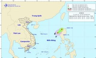 Tin áp thấp nhiệt đới biển Đông